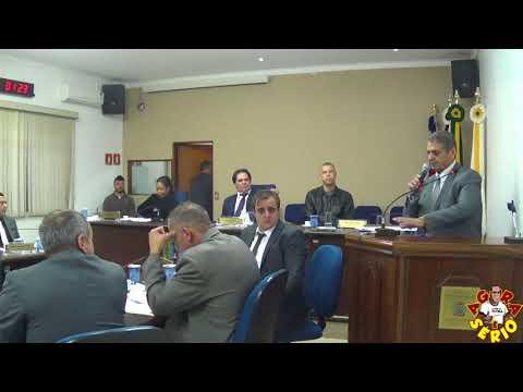 Tribuna Vereador Irineu Machado dia 7 de Agosto de 2018