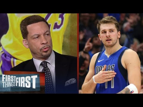 Chris Broussard Impressive Luka Doncic gets Triple-Double leads Mavs beat Giannis and Bucks