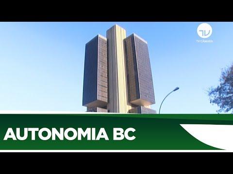 Autonomia do Banco Central poderá ser votada após Carnaval - 06/02/20