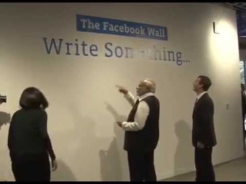 Activists ask Mark Zuckerberg to wash his hands after meeting with Modi