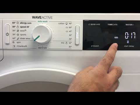 gorenje WE 723  WASHING MACHINE (MOSÓGÉP) A+++