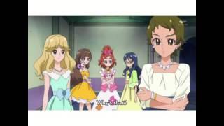 Minami Kaido  - (Go! Princess PreCure) - Haruka and Minami Moment Part 4