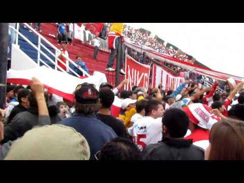 """Ingreso La Banda de La Quema - San Lorenzo Vs Huracan - www.laquemaweb.com.ar"" Barra: La Banda de la Quema • Club: Huracán"