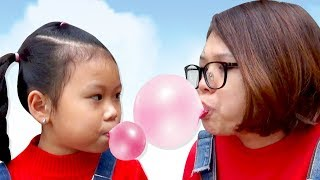 100% LÀM RƠI KẸO HUBBA BUBBA ❤Susi kids TV❤