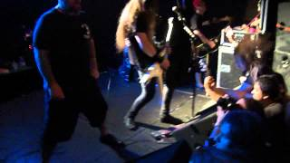 Exodus - Shroud Of Urine live from Mostovna 13.6.2012