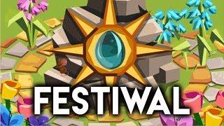 WIOSENNE PORZĄDKI 🌟 PRZEGLĄD EVENTU 🍀 WYPOSAŻENIE 🗡️ (Festiwal wiosennych nocy) - Goodgame Empire