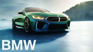 YouTube Video RzChHvJ7GEM for Product BMW M8 & M8 Competition Coupe, Convertible, & Gran Coupe (G14, G15, G16) by Company BMW in Industry Cars
