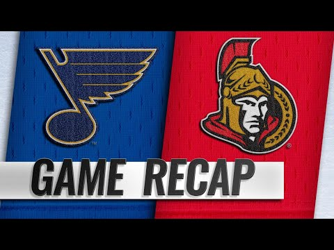 Nilsson makes 35 saves in 2-0 shutout of Blues