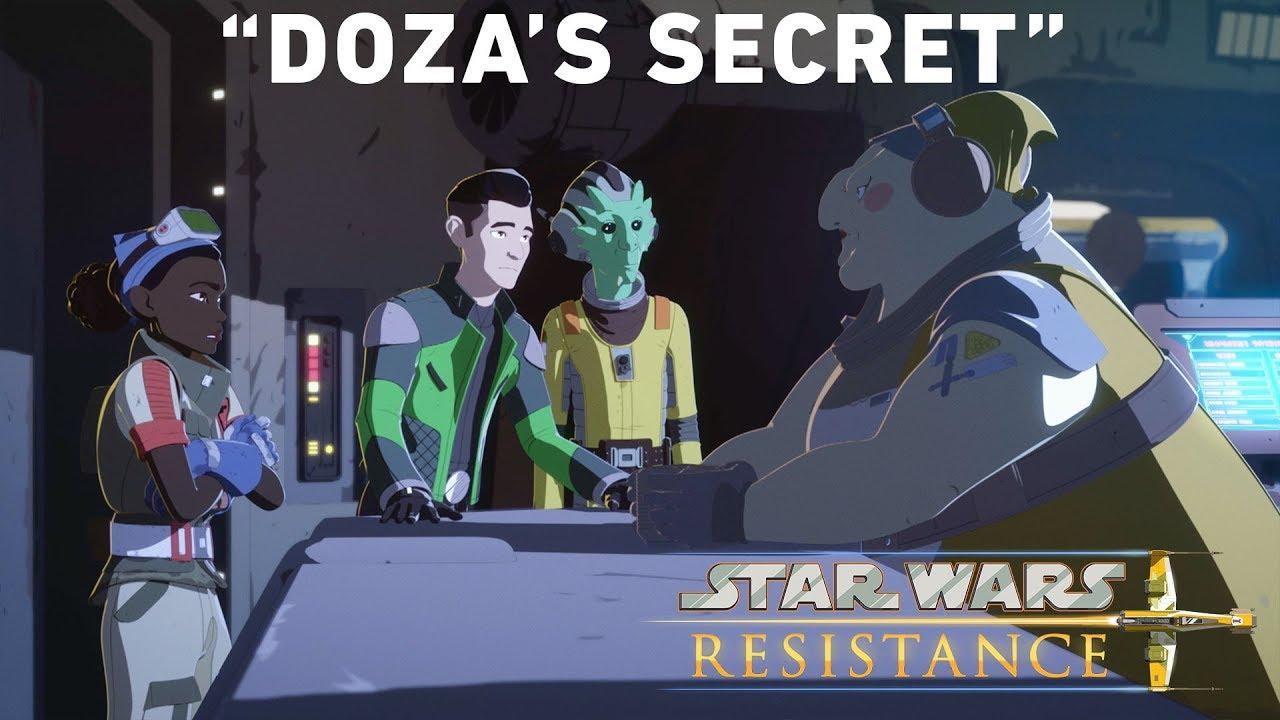 Star Wars Resistance 4 ve 5. Bölüm İncelemesi – Bu Dizi İyi Olmaya Başladı resimi