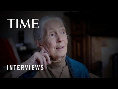 One Cool Thing: Jane Goodall On the Cover of Time Magazine