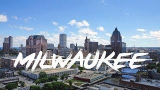 Milwaukee Wisconsin 4K Drone Video