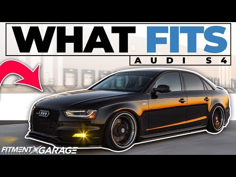 Audi S4 | What Wheels Fit