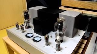 6FQ7-12HL7-300B SE Power Amplifier (2nd)