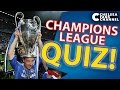 CHAMPIONS LEAGUE CHELSEA QUIZ - Road To.