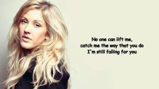 Ellie Goulding - Still Falling For You (Official Lyric)