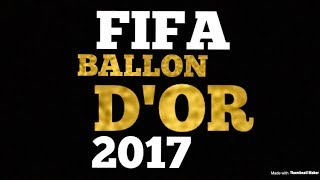 FIFA Ballon d'or 2017 • Vote for the best goal and for the best player
