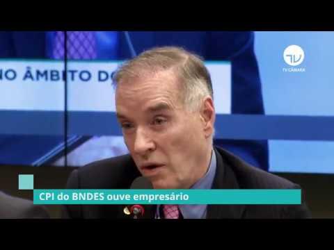 Eike Batista presta depoimento à CPI do BNDES - 06/08/19