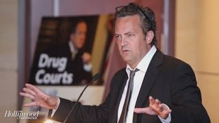 Matthew Perry Gets Candid About Addiction: You Can't Solve a Drug Problem in 28 Days