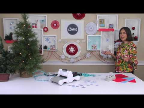 DIY With Sharyn Sowell: Snowflake Garland