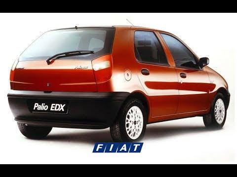 Propaganda Fiat Palio EDX 1.0 mpi -1997