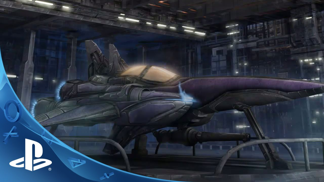 Söldner-X 2: Final Prototype Coming to PS Vita This Winter