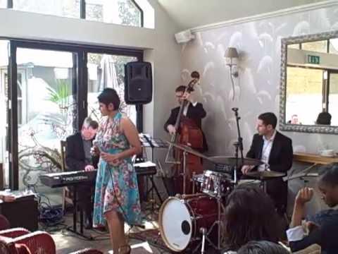 Aneesa Chaudhry - Oxford Jazz Festival 2010