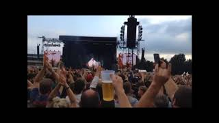 Foo Fighters Hamburg vom 10.06.18