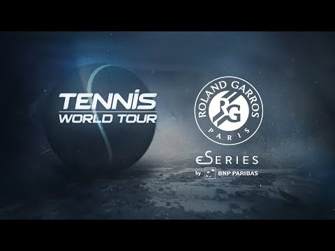 Tennis World Tour - Roland Garros eSeries Trailer thumbnail