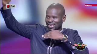 Voyante Daba Boye invitée dans Yeewuleen du 09 Septembre 2019