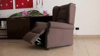 preview picture of video 'Poltrone relax Belluno (agevolazione IVA 4%)'
