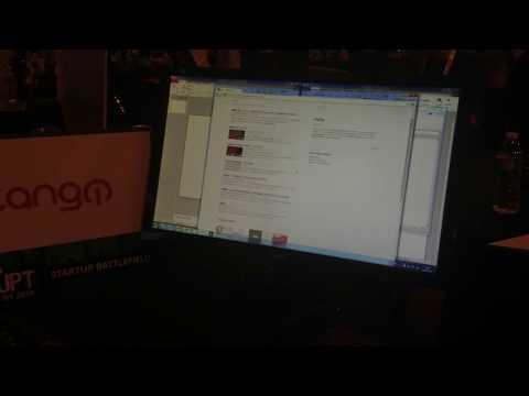 TechCrunch - Live Demo