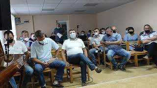 Позачергова  ХVІ  сесії   Донецької селищної ради  VІІІ  скликання від 17 червня 2021 року