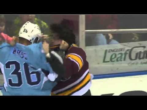 Cody Bass vs. Emerson Clark