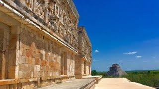 Uxmal Mayan Ruins - On Our Top 3 Ruins To Visit In The Peninsula