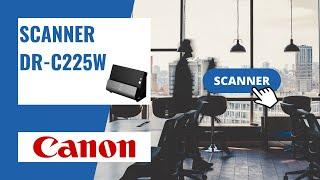 Canon DR-C225 Skaner