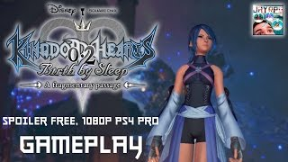 17 Minutes of Kingdom Hearts 0.2: Birth by Sleep – A Fragmentary Passage Gameplay (KH 2.8 PS4 Pro)