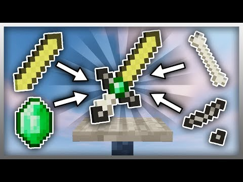 ✔️ Create CUSTOM TOOLS in Minecraft!