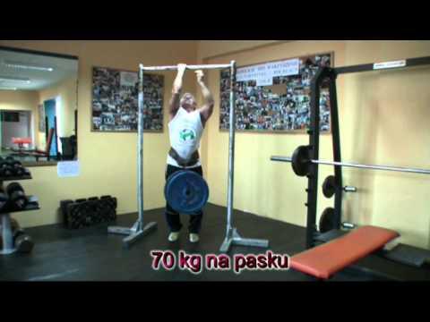 Ćwiczenia rozwijać mięśnie ramion i pleców