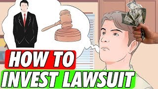 How to invest lawsuit money or Settlement Money