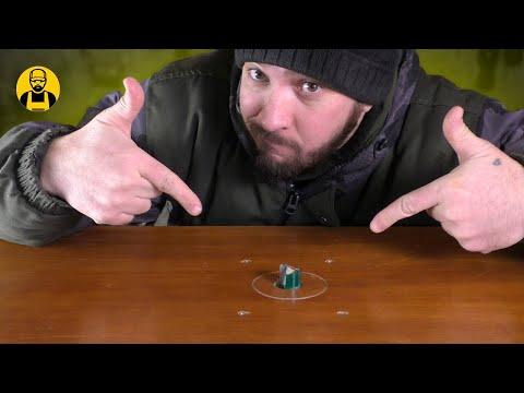 Как сделать самый простой фрезерный стол! И тут же его усовершенствовать!