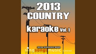 Be Grateful (In the Style of the Farm Inc) (Karaoke Version)
