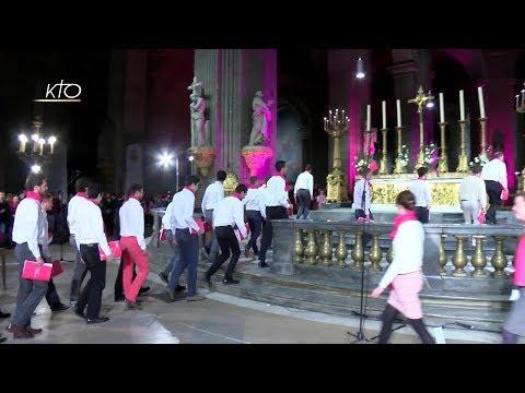 Chanter pour Dieu : la joie des jeunes à Ecclesia Cantic
