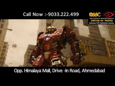 Video Ad MAAC DRIVEIN