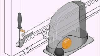 Video Hướng dẫn lắp đặt thiết bị cổng tự động