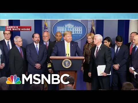 Projections Show A Range Of Possible COVID-19 Peaks Depending On Where You Live | MTP Daily | MSNBC