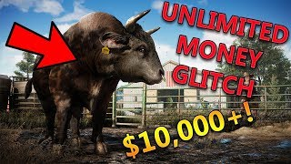 Far Cry 5 Unlimited Money Glitch - $$$*NEW*$$$ BEST METHOD TO FARM ANIMAL SKINS *Not Clickbait*: