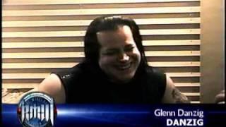DANZIG (& Doyle) on Robbs MetalWorks (Part 1) 2005
