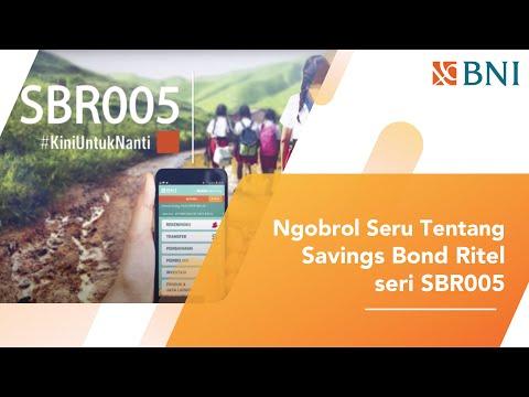 Ngobrol Seru Tentang Savings Bond Ritel seri SBR005