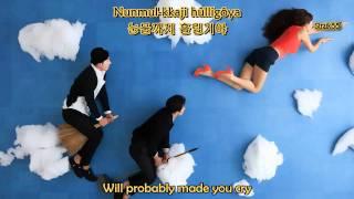 [HD/MV] LeeSSang (리쌍) - Turn Off The TV (TV를 껐네) [Engsub+Romani]
