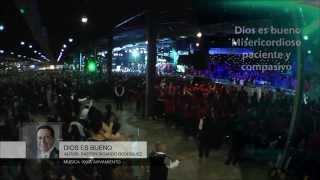 preview picture of video 'Dios es bueno - CENTRO MUNDIAL DE AVIVAMIENTO BOGOTA COLOMBIA'